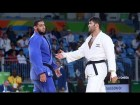 sraeli judoka and Olympic Bronze medalist, Ori Sasson's handshake being rebuffed by Egyptian rival  at the Olympics.