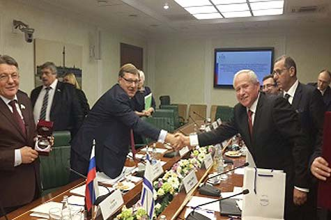 Russian MP Affirms Jews' Temple Mount Ties, Foreign ...