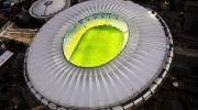 Maracanã stadium, 2016 Olympic Games, Rio de Janeiro.