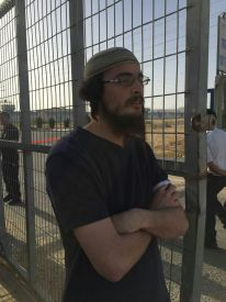 Meir Ettinger freed from jail. June 1, 2016