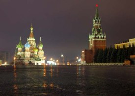 Moscow's Red Square / Photo credit: Vicente Villamón
