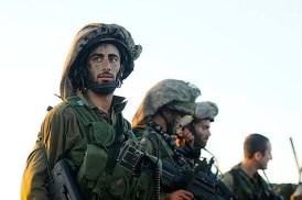 Nahal Infantry Brigade soldiers