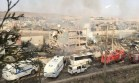 Police building blown up by PKK truck bomb