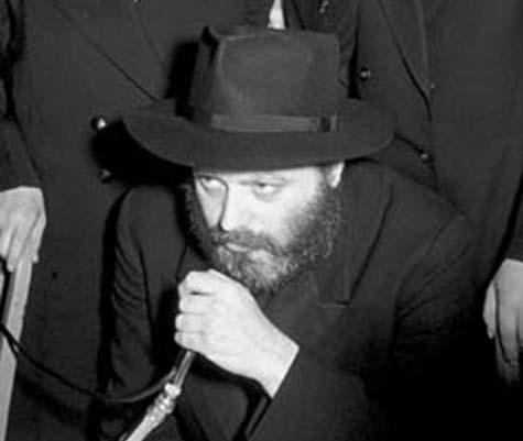 Rabbi Menachem Mendel Schneerson