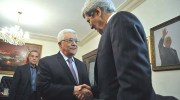 Secretary Kerry meets with PA Chairman Abbas