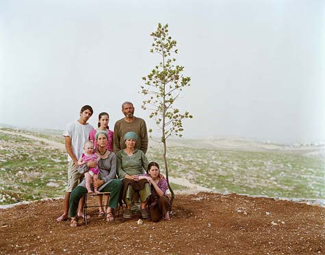 Settlement / Photograph by Nick Waplington at Brooklyn Museum