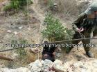 The shot terrorist near Kiryat Arba - Sept. 23, 2016