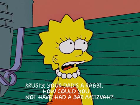 Simpsons Krusty