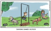 Surviving Summer Vacation 2 Swing
