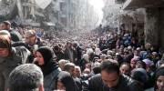 Syrian civilians