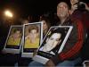 Terror victims family members