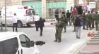 The Shooting scene in Hebron / B'Tselem video screenshot