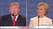 Third 2016 presidential debate