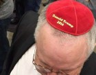 Trump yarmulke / Courtesy