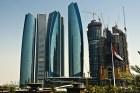 Abu Dhabi's Etihad Towers
