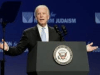 US Vice President Joe Biden addressed the Union for Reform Judaism November 2015