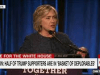 Hillary Clinton addressing liberals at a campaign fund raiser September 9, 2016