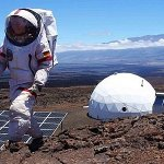 """""""Mars-Experiment gelungen"""": Eine internationale Forschergruppe mit Thüringer Beteiligung verbrachte 365 Tage am Hang eines Vulkans"""