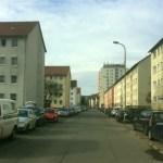 """""""Leipziger Straße"""": Die Vorbereitungsmaßnahmen zum Straßenbau laufen, richtig los geht es aber erst am 10. April"""