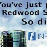 informix billboard you ve just passed redwood shores
