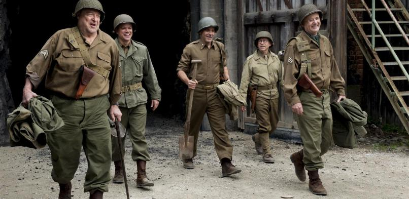 Recensie: The Monuments Men