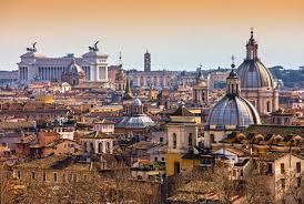 Onze vrouw in Rome: het kunstenaarsparadijs