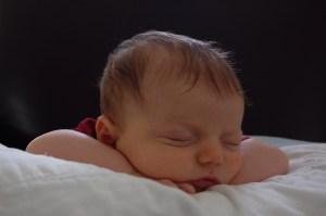 slaappatroon-baby