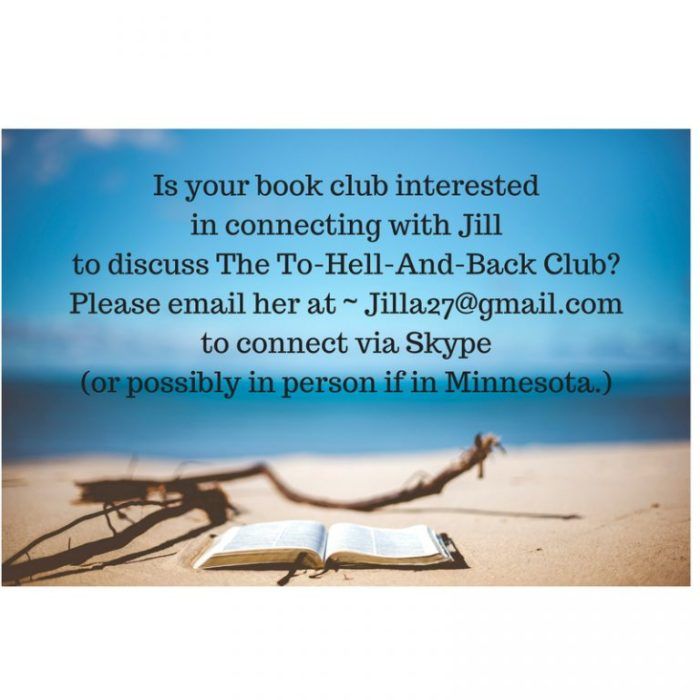book club 4 website