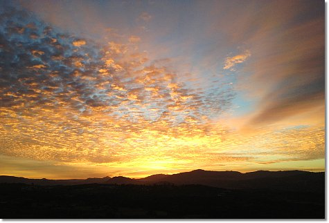 Rancho La Puerta sky 2