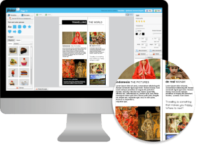 Create your own magazine template - Free Magazine Template ...