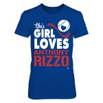 Anthony Rizzo - This Girl Loves