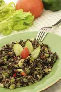 Chicken Wild rice Salad