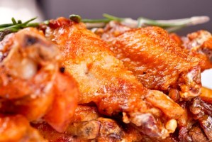 French Cranberry Chicken