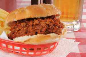 Hawaiian sloppyjoes