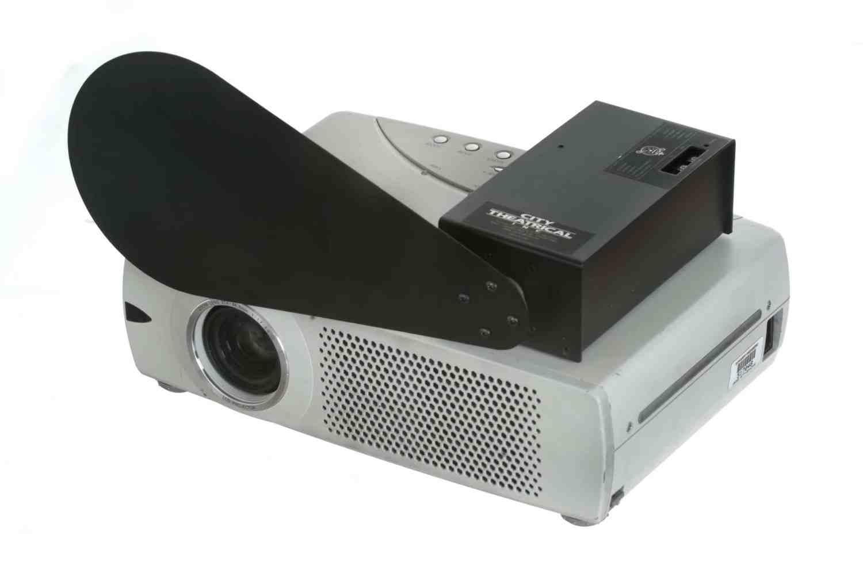 DMX Projector Douser