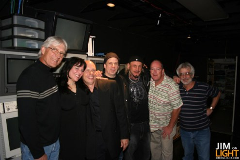 Jim Bornhorst, Dawn Crosby, Rick Hutton, Tom Hough, Richard Belliveau, Hunter MacIntosh, and John Covington