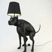pooping-dog-lamp