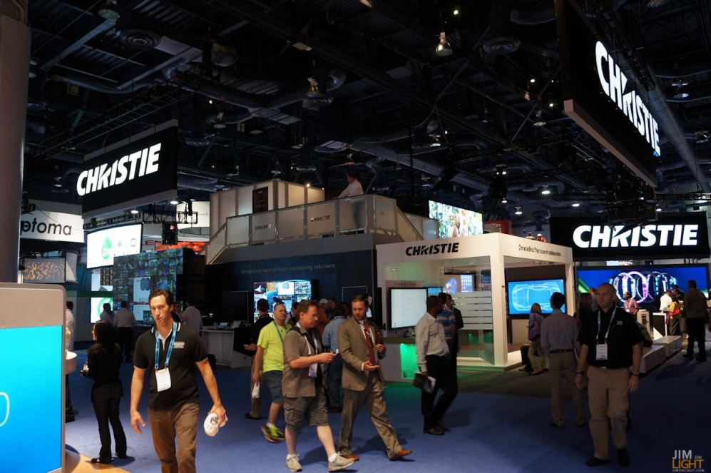 Christie, InfoComm 2014