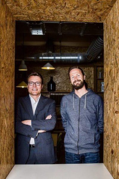 Tech reuzen naar Nederland – Jim Stolze