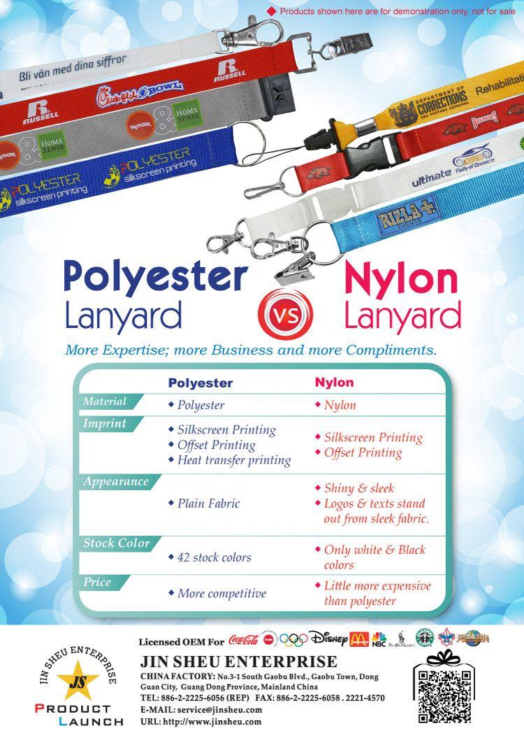 Awesome Premiums Items Nylon Vs Polyester Flag Nylon Vs Polyester Luggage Polyester Lanyard Nylon Lanyard Polyester Lanyard Nylon Lanyard Gift houzz-03 Nylon Vs Polyester
