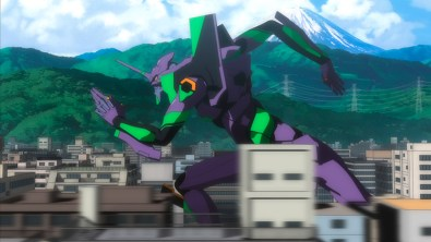 © Hideaki Anno, Layout und Regieanweisung für Evangelion: 2.0 You Can (Not) Advance final