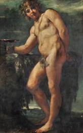 Annibale Carracci (1560-1609) Bacchus, um 1590/91 Neapel, Museo e Gallerie Nazionali di Capodimonte