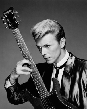 David Bowie, 1984, Foto Greg Gorman