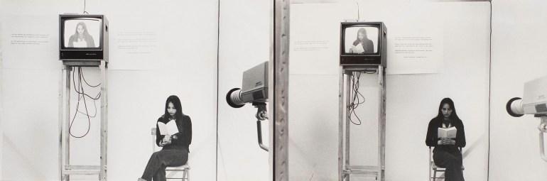 Zwillinge / Twins, documenta 6, 1977 © Richard Kriesche, VG Bild-Kunst, Bonn 2014