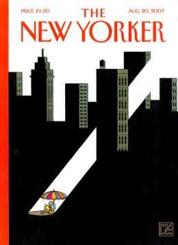 © Joost Swarte, «The New Yorker», 2007