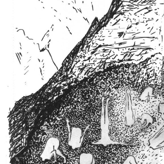 Alina Popa, drawing