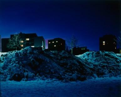 Thomas Flechtner, COLDER, La Chaux de Fonds, 1996 – 2000 C-Print auf Aluminium, 100 x 80 cm Aargauer Kunsthaus, Aarau / Depositum der Sammlung Andreas Züst © 2015, ProLitteris, Zürich