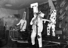 Der Plan Konzert in der Börse Wuppertal | concert at Börse Wuppertal, 1979 Foto | photo: ar/gee gleim