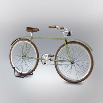 Der italienische Designer Gianluca Gimini fordert seit 2009 Freunde und zufällige Bekannte auf, aus der Vorstellungskraft ein Velo zu skizzieren. Einige der Skizzen hat er daraufhin visualisiert. Mit den meisten Fahrrädern käme man nicht weit. © Copyright: Gianluca Gimini (IT)