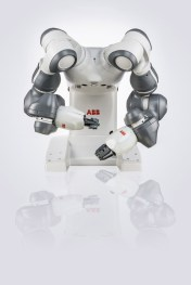 ABB Ltd.: «YuMi», 2015. Kollaborativer Roboter. © ABB Ltd.